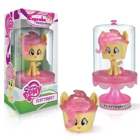 My Little Pony Fluttershy Cupcake Keepsakes](My Little Pony Cupcake Toppers)
