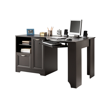 Realspace Magellan Collection Corner Desk, (Realspace Magellan Performance Collection L Desk Espresso)