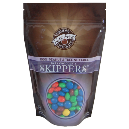 Vermont Nut Free Chocolates Dark Chocolate Skippers®