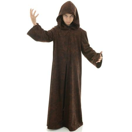 Child Cloak (Brown)](Brown Hooded Cloak)