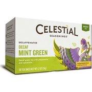 Green Tea-Mint Decaf Celestial Seasonings 20 Bag