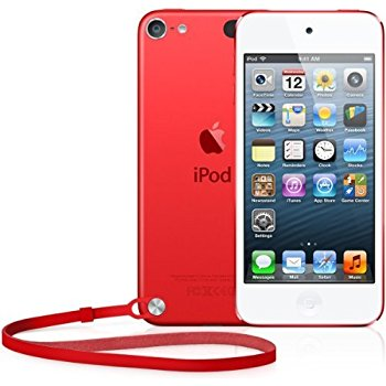 Apple iPod Touch 6th Generation 16GB (PRODUCT) Red , Like New No Retail Packaging