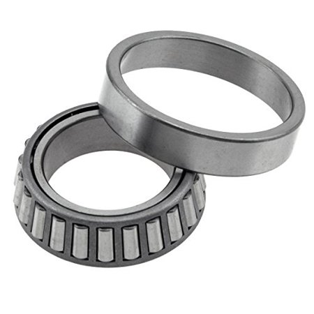 WJB WTA13 - Front Wheel Bearing/Tapered Roller Bearing - Cross Reference: National A-13/ Timken Set13/ SKF BR13, 1 Pack