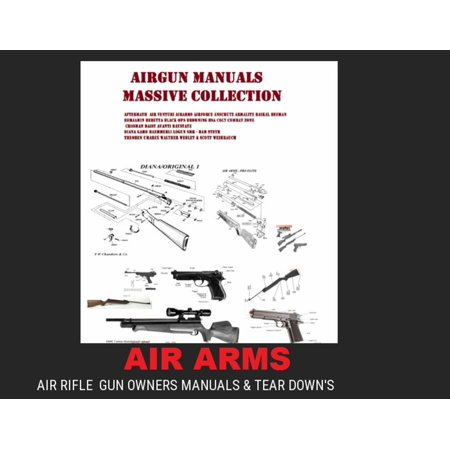 AIR ARMS EV2 EVOLUTION 2 AIR RIFLE PELLET GUN OWNERS MANUAL - eBook