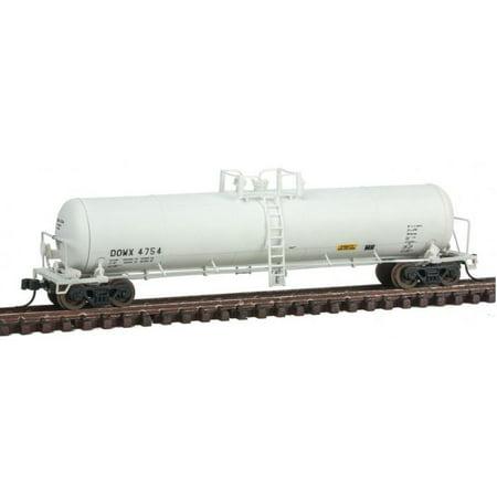 Chemical Tank Car - Atlas 50002442 N Dow Chemical DOWX 20,700-Gallon Tank Car #4754