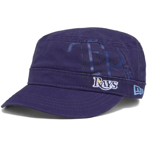 Tampa Bay Rays New Era Youth Girl's Goal-2-Go Adjustable Hat - Navy - OSFA