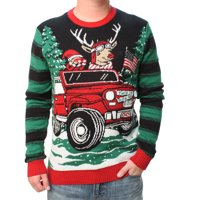 competitive price 2b7ec 8d11b Ugly Christmas Sweater - Walmart.com