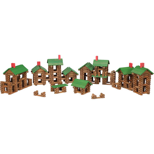 Tumble Tree Timbers 699-Piece Building Set