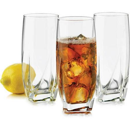 Libbey Nautilus Cooler Glasses, 8 Count