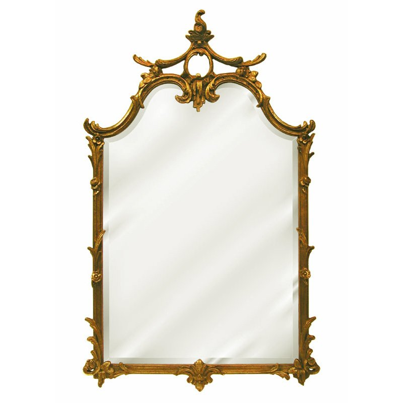 Hickory Manor House Chauncy Arch Wall Mirror - 25.5W x 42H in.