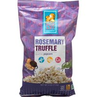 Pop Art Gourmet Popcorn Rosemary Truffle 4 oz - Vegan