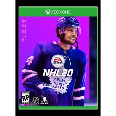 NHL 20, Electronic Arts, Xbox One, - Nhl Pinnacle