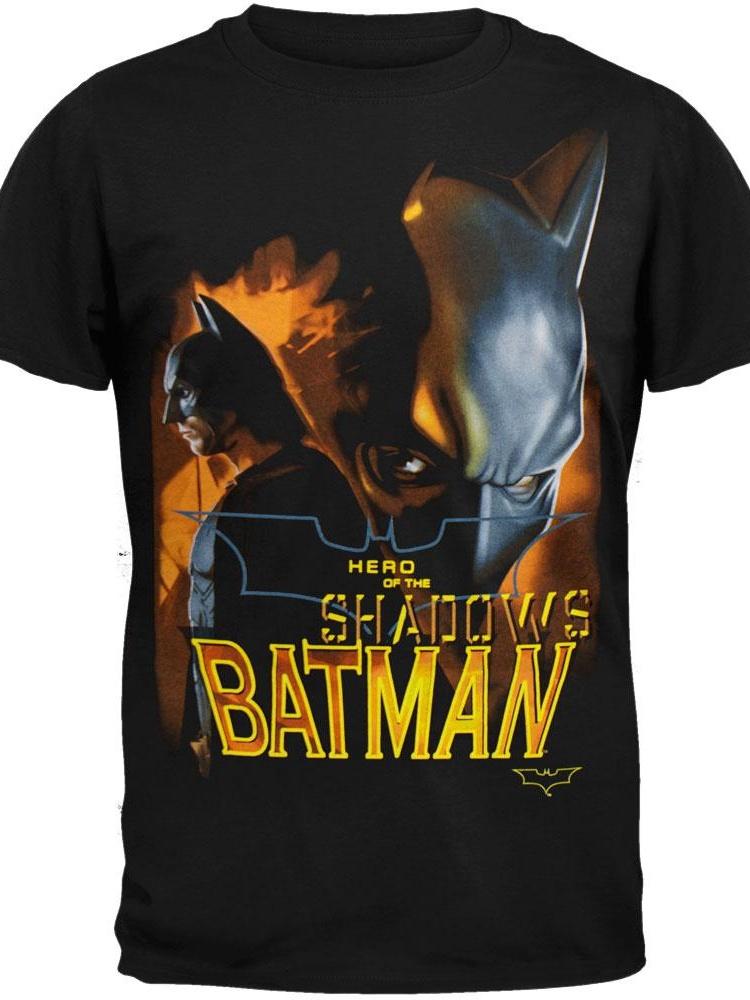Batman Hero Of Shadows T-Shirt by