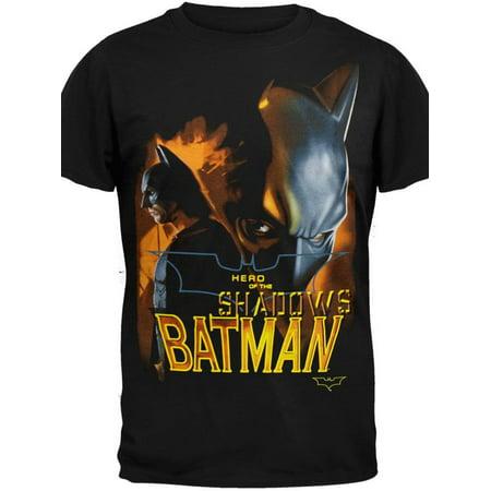 Batman - Hero Of Shadows T-Shirt](University Of Victoria Batman)