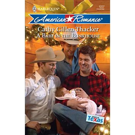 A Baby in the Bunkhouse - eBook
