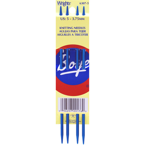 Boye Double Point Aluminum Knitting Needles