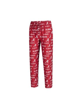 Product Image Alabama Crimson Tide Bama Men s Pajama Pants Midfield Sleep  Pants. Concepts Sport 7e1a2b3a7