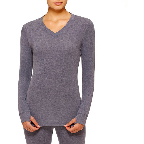Women's Stretch Active Underwear Long Sleeve Top