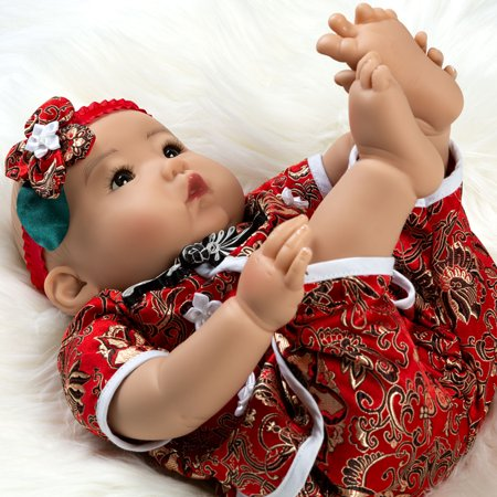 8ccea2c87f0 Paradise Galleries Lifelike Asian Reborn Baby Doll Mei