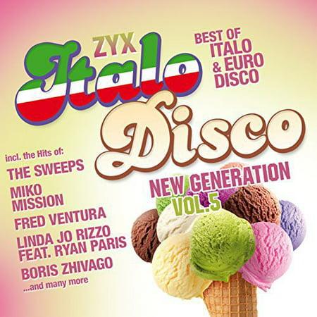 ZYX Italo Disco New Generation Vol 5 / Various
