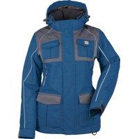 Dsg Arctic Appeal Jacket Ocean Blue Charcoal Large