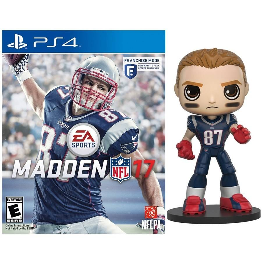 Madden NFL 17 Bobblehead Bundle (PS4)
