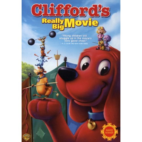 Clifford's Really Big Movie (Full Frame, Widescreen)