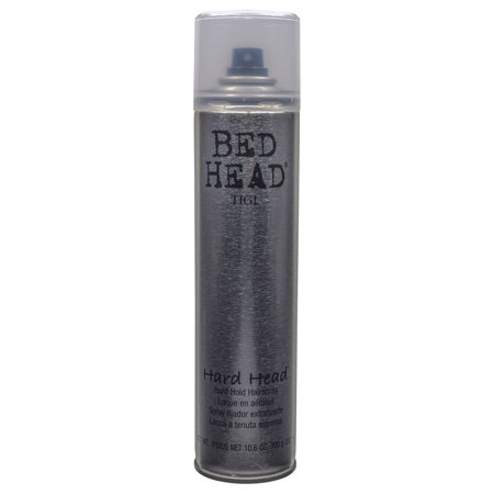 TIGI Bed Head Hard Head Hair Spray 10.6 Oz - Green Hair Spray