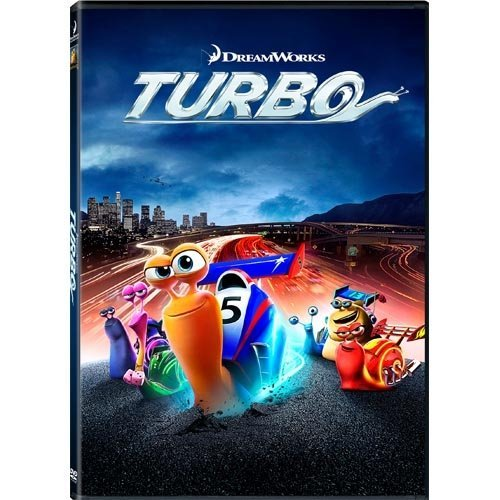 Turbo (With INSTAWATCH) (Widescreen)
