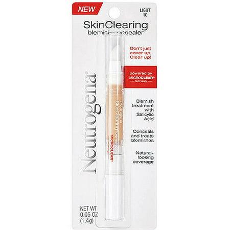 Neutrogena Skinclearing Blemish Concealer  Light 10   05 Oz