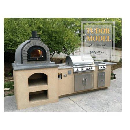 Dome Ovens Tudor Model Pizza Oven