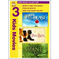 Beauty And The Beast / Puss 'N' Boots / Jack The Giant Killer