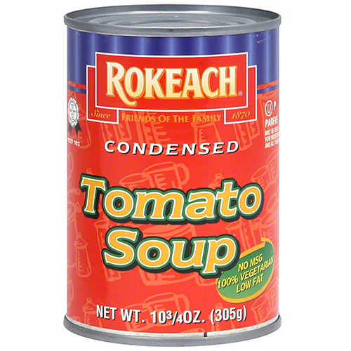 Rokeach Condensed Tomato Soup, 10.75 oz (Pack of 24)