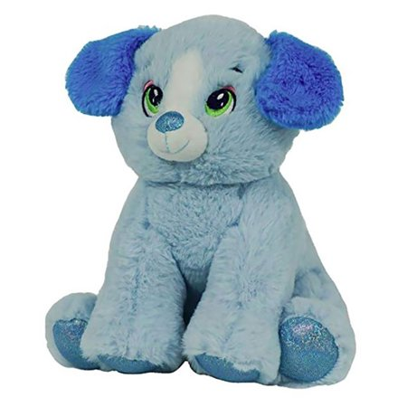 Record Your Own Plush 8 inch Blue Puppy - Ready 2 Love in a Few Easy