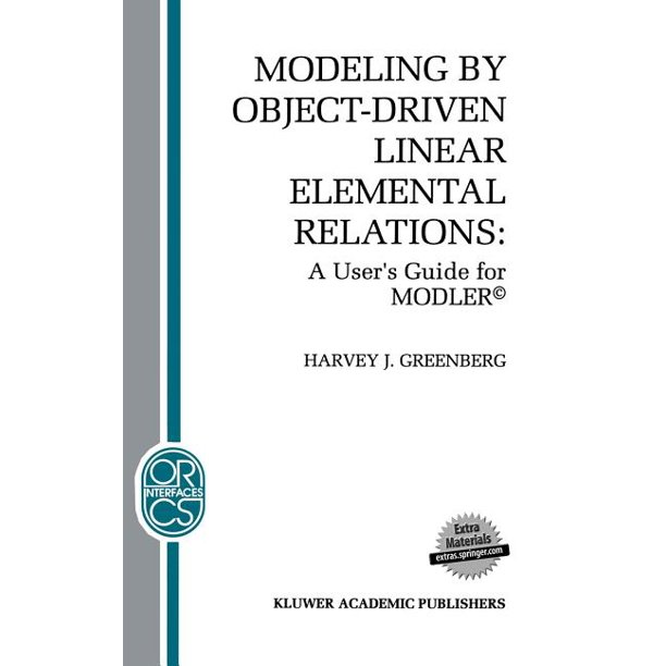 Operations Research/Computer Science Interfaces: Modeling