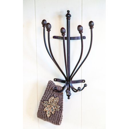 Hat Rack Walmart Interesting IRON WALL HAT RACK Walmart