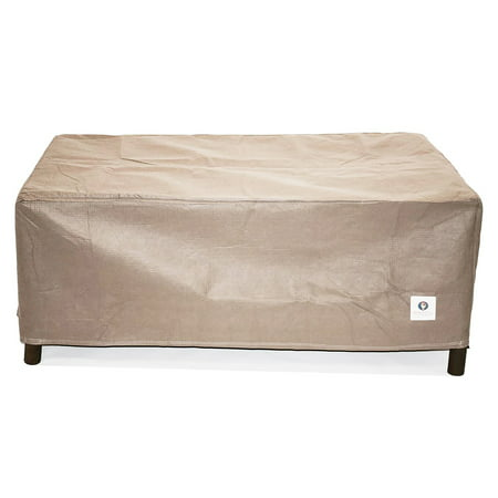 Duck Covers Elite 56 in. Rectangular Fire Pit Cover