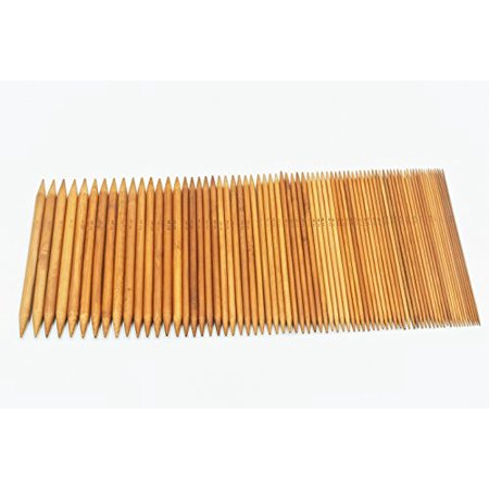 Double Pointed Knitting Needles,RELIAN 75 PCS 8