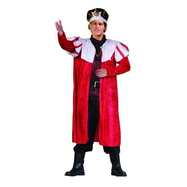 RG Costumes 80256 Kings Robe Costume - Size Adult Standard - image 1 of 1