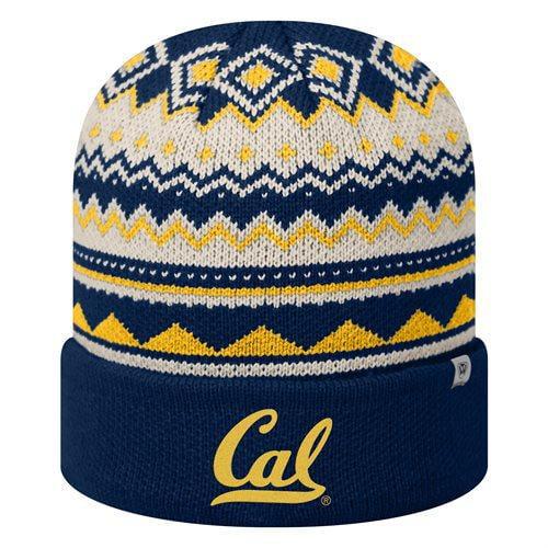 University Of California Berkeley Cuffed Beanie Hat