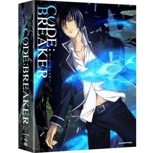 Code:Breaker: The Complete Series (Limited Edition) (Blu-ray + DVD)