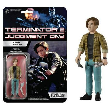 Funko The Terminator ReAction John Connor Action Figure