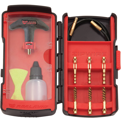 Real Avid Zipwire Rifle Cleaning Kit