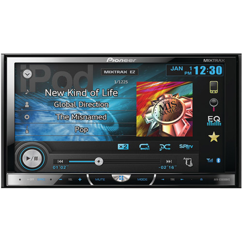 Pioneer AVH-X5600BHS DVD/CD Receiver with 7' Motorized To...