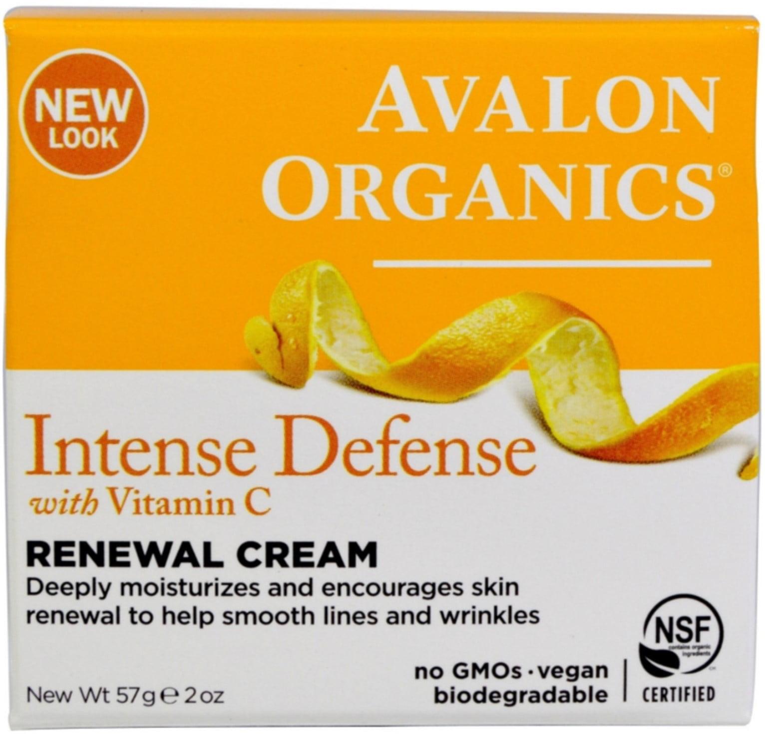 Avalon Organic 6 Pack - Avalon Organics Vitamin C Renewal...