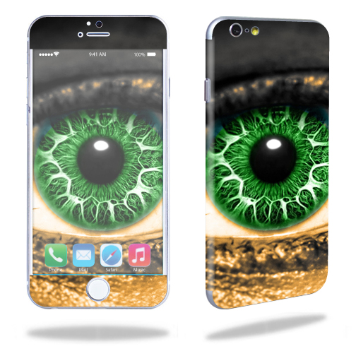 """Mightyskins Protective Vinyl Skin Decal Cover for Apple iPhone 6/6S Cell Phone 4.7"""" Cover wrap sticker skins Eye On You"""