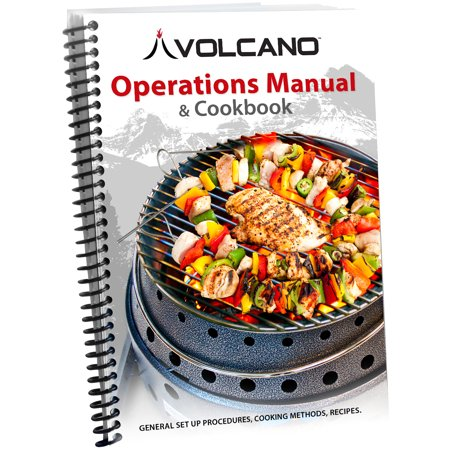 Volcano Operations Manual & Cookbook (Principles Of Unit Operations Foust Solution Manual)
