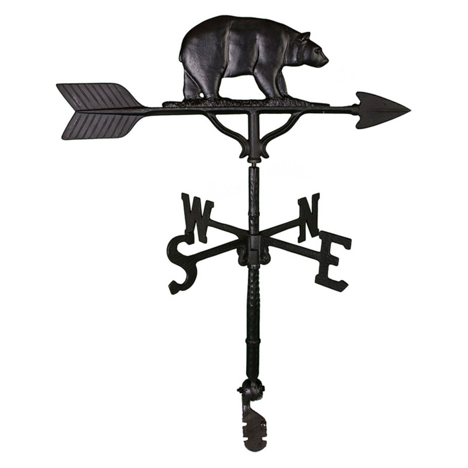 Black Bear Weathervane 32 in. by Montague Metal Products
