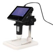 ACOUTO 4.3 LCD Monitor Electronic Digital Video Microscope LED Magnifier Tool, Digital Video Microscope, 1000X Digital Microscope