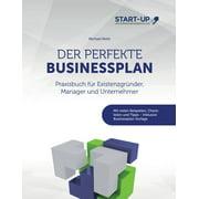 Der perfekte Businessplan - eBook